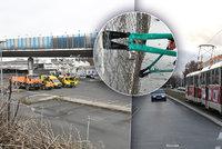 Nový dopravní uzel na Zahradním Městě: Přibude zastávka vlaku, tramvaje i přestupy na autobusy