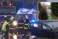 Čtyři děti přišly před Vánocemi o otce (†59) při děsivé nehodě: Zásadní zvrat v případu!