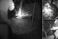 Podivín v posteli ukrýval dva kuchyňáky a dětskou panenku: Vyhrocené okamžiky zachytila kamera