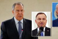 Kreml vyhostí polské i americké diplomaty: Bidenovi klíčoví lidé mají zákaz vstupu