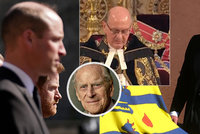Okázalý i překvapivý: 10 zvláštností na pohřbu prince Philipa (†99)