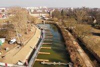 Nával na Baťově kanále: Chystá se nová vodní cesta a možná i obří vana jako výtah