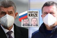 Omezte ruské diplomaty v Česku, vyzvali poslanci vládu. Nechceme válku, říkal Babiš