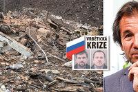 Šándor o Vrběticích: Akt státní agrese, podcenění u Hamáčka i amatérismus ruských agentů