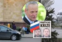 Exministr Svoboda: Vyhoštění diplomaté se už nesmějí do Ruska vrátit. Klaus je mimo