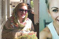 Pašeračka Tereza přijala další muslimský zvyk a soud konečně přijal její odvolání!