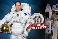 Astronaut pro Blesk: O životě na vesmírné stanici, léčení slepoty a ojetém dragonu
