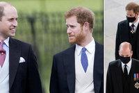 Princové William a Harry na cestě ke smíru, ale… Královský odpadlík nesmí odletět dřív!