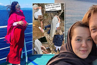 Janečkova kněžka Lilia poslala Karla na kameny plodnosti! Pak zbledla strachy