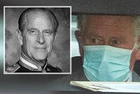 Poslední rozhovor v nemocnici před smrtí Philipa (†99): Už se ví, proč Charles plakal!