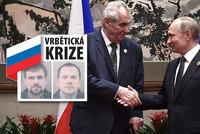 Česko je na Putinově seznamu nepřátelských zemí. A spolu s ním i Američané, Britové a Poláci