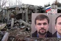 Exploze ve Vrběticích měla destabilizovat Ukrajinu: Řádění ruské GRU zmapovali investigativci