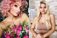 Mění se rychleji než roční období! Sexy Bára Mottlová znovu změnila účes... A výsledek?