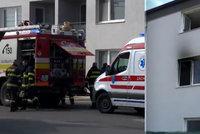 Dvouleté dítě zapálilo celý byt! Omylem zapnulo varnou desku, na které byl položený nákup