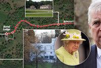 Černá ovce královské rodiny princ Andrew: Do domu se mu vloupala údajná milenka!