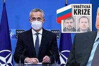 Vzkaz Česku: Soustrast za mrtvé a znepokojení nad Rusy. NATO vyjádřilo solidaritu