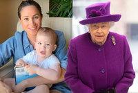 Královská rodina zapřela existenci maličké Lilibet: Meghan má jen jedno dítě?!