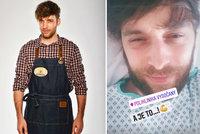 Hvězda Slunečné Tomeš musel pod kudlu! V nemocnici vystřídal manželku Míšu ze Sestřiček