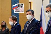 """Rusy na ambasádě v Praze čeká """"zastropování"""", oznámil Kulhánek. 70 jich odjede?"""