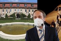 Kulhánek pro Blesk: Vyhoštění Češi bydlí na Štiříně a mají plný plat. Ministr žije na psí knížku