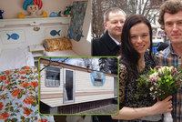 Markéta a Mirek propuštění z tureckého vězení: Po svatbě ukázali pojízdný domov i místo pro děťátko
