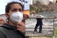 Proud uchvátil děťátko (2) a vlekl ho stovky metrů: Po obětavém zákroku Romana bojuje v nemocnici o život!