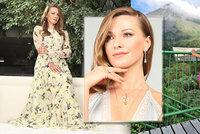 Sporťačka Inna Puhajková: Tepláky vyměnila za luxusní šaty a šperky za 4 miliony!