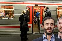 Metro od září jen do jedenácti?! ROPID chce zkrátit provoz, jak se lidé dostanou z práce domů?