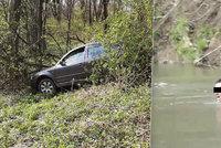 Výstřely v Havířově: Šílený řidič ujížděl před policií a pak se topil!