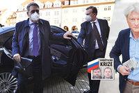 Špaček o diplomatické řeči: S Ruskem to bude trvat. Rozhoduje sofa, voda, místnost i každá minuta
