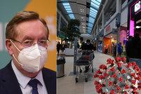 Koronavirus ONLINE: Zkazí Zlínský kraj nákupy všem Čechům? A očkování pro lidi 18+ asi od července