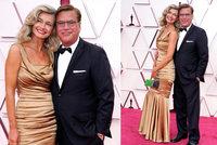 To je on! Pavlína Pořízková a její nový partner zářili na předávání Oscarů