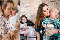 Ornella Koktová musela po třetím porodu císařem zpátky do nemocnice: Obří bolesti!