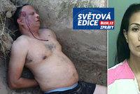 Trenér boxu nafingoval vlastní smrt. Manželka Maria si na něj chtěla najmout vraha