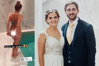 Netykavka Petra ze Svatby na první pohled odhodila stud: První nahé foto!