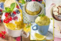 Čtyři rychlé recepty na mug cake! A víte, jak ho správně servírovat?