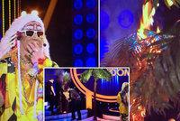 Požár během vystoupení v Tváři: Falešný Dan Nekonečný málem podpálil studio!