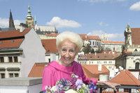 Dáma, která dala Češkám make-up, slaví 88! Lady Dermacol žije podle úžasného pravidla
