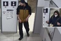 Šmírák si natáčel ženy v nákupním centru v Chebu: Zachytila ho kamera!