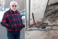 Bulharsko viní z výbuchů ve skladech a továrnách šest Rusů. Zbrojaře chtěli otrávit novičokem