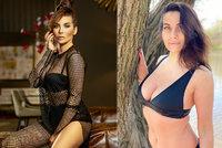 Eva Decastelo (42) už má všeho dost: Ukázala špíčky na zádech, opar a vyslala jasný vzkaz