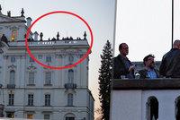 Noční oslava na střeše arcibiskupství kardinála Duky: Mejdan s doutníčky a luxusním pitím!
