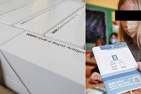 Pražským školám mohou 10. května dojít antigenní testy, varuje magistrát. Sám je nakupovat neplánuje