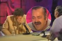 Zemřel španělský komik (†65) ze slavného videa: Smíchem se mohl rovnat i našemu Patriku Hartlovi