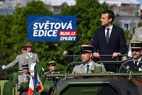 Napoleon, De Gaulle, Macron? Generálové chtějí kvůli muslimům svrhnout prezidenta. Mají v tom tradici