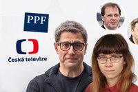 Rada ČT se snaží pochopit schůzku Lipovské s mužem z PPF kvůli Dvořákovi. O co jde?