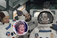Jiřina Bohdalová, která v pondělí oslaví 90: Vystřelili ji do vesmíru!