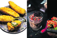 Pořádně žhavé recepty s chilli: Zkuste křidýlka, plněné papričky i čokoládovou pěnu!