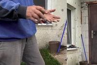 Syn otci vyhrožoval zabitím: Seniora dlouhodobě trápí, dokonce mu pustil plyn! Přesto je na svobodě