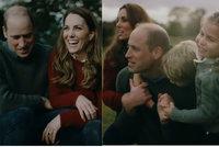 Kate a William se na 10. výročí uvolnili: Odtajnili unikátní a roztomilé chvíle s dětmi!